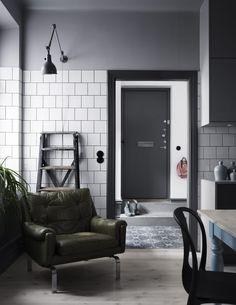 green dark interior - April and mayApril and may