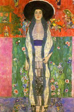 Gustav Klimt  Portrait of Adele Block-Bauer 2