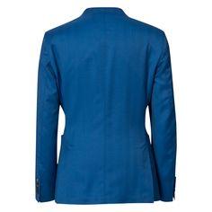 Oscar Jacobson - Finnigan Blazer (Blue) (Rear View)