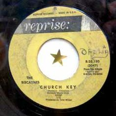 """Church Key"" - The Biscaynes"