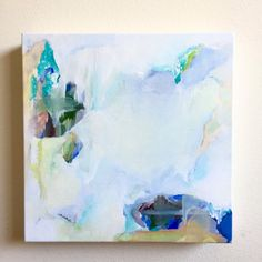 Mini Abstract Painting Abstract Painting by biancafreitas