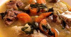 Ελληνικές συνταγές για νόστιμο, υγιεινό και οικονομικό φαγητό. Δοκιμάστε τες όλες Gazpacho, Greek Recipes, Dessert Recipes, Desserts, Pot Roast, Thai Red Curry, Stew, Food And Drink, Bread