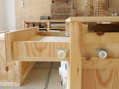 L1010962 Plywood Boxes, Garage, Board, Diy, Furniture, Home Decor, Carport Garage, Decoration Home, Bricolage