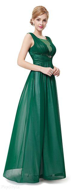 Ever Pretty Rhinestones Gown