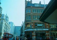 1976 - London - Kensington Market- | by Affendaddy Kensington London, West London, Capital City, Past, Multi Story Building, Louvre, Explore, Marketing, Pictures