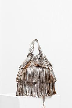 Le Indie, sac métallisé   Gérard Darel - 450€ Gérard Darel, Sac Femme 9d102a6c9b2