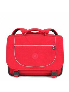 Cartable - KIPLING -Rouge- 15012