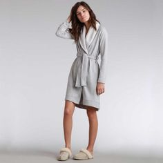 UGG Womens Blanche Robe Seal Heather Robe MD    Check this awesome product  by going to the link at the image. Linen Chest 65697c220