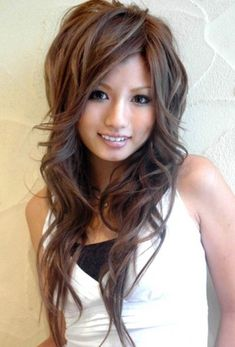 Latest popular Asian hairstyles for girls From the high-volume top to the trendy, textured tips this is the perfect make-over for anyone who needs to update their long hair! The parting is slightly off-centre giving an asymmetric touch and the shorter layers frame and accentuate the face beautifully! The hair around the head is styled[Read the Rest]