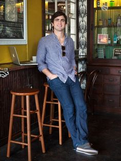 Meet Daniel Goetz. This man of many hats is the founder and CEO of GoodPop Frozen Pops, and actually started the company while a senior at the University of Texas.  Meet the rest of the city's hottest singles at CultureMap's Most Eligible Bachelor and Bachelorette! http://houston.culturemap.com/mosteligible