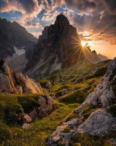 Beautiful places to visit Beautiful Sunset, Beautiful World, Beautiful Places, Beautiful Pictures, Beautiful Morning, Nature Wallpaper, Amazing Nature, Nature Photos, Nature Nature