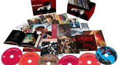 bob Dylan complete album collection