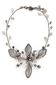 beaded jewelry from M. Grazia Musi.