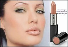 Love this nude look!. Add Mary Kay's Mineral Eye Shadow in Lemongrass, Lip Color in Whisper and Mineral Cheek Color in Sparkling Cider.