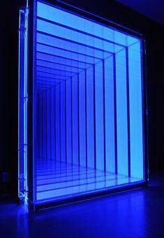 Neon Lighting, Lighting Design, Illumination Noel, Interaktives Design, Interior Design, Infinity Lights, Light Art Installation, Art Installations, Instalation Art