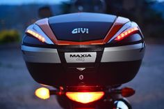 Using LED lights increases your visibility and your ability to remain safe!  #Motorcycle #LED #Lights #Safety