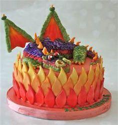 dragon cakes - Bing Images