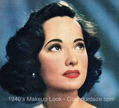 merle-oberon-1940s-makeup-look. More