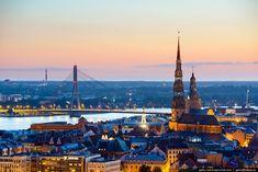 путешествия и прочее - Рига с высоты. Riga from above (2012)