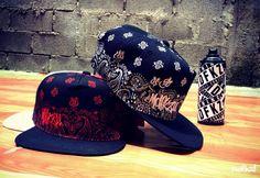 Gorras diferentes colores