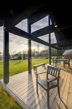 Ranch by Norbert Tukaj #Arquitecture #Arquitecture #Design #Inspiration