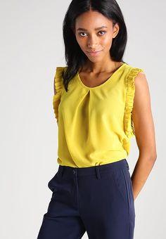 Vêtements Molly Bracken T-shirt imprimé - saffron yellow jaune: 34,96 € chez Zalando (au 01/02/17). Livraison et retours gratuits et service client gratuit au 0800 915 207.