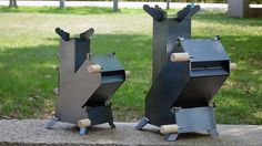 LIAGAVELO- Rocket stove air flow design.