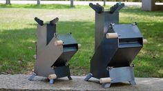 LIAGAVELO- Rocket stove air flow design.