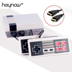 Retro Family HDMI Mini TV Game Console HD Video Classic Handheld Game Players Built-in 600 Games HD Dual Gamepad Controls  Price: 773.68 & FREE Shipping #computers #shopping #electronics #home #garden #LED #mobiles #rc #security #toys #bargain #coolstuff |#headphones #bluetooth #gifts #xmas #happybirthday #fun Tv Game Console, Video Game Console, Mini Tv, Family Tv, Gaming Accessories, Latest Games, Game Controller, Tv Videos, News Games