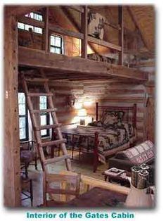 secret off grid cabin in the woods - Google Search