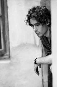 My man has his voice, his melancholy... Jeff Buckley by PANGEA ARCHIVE,