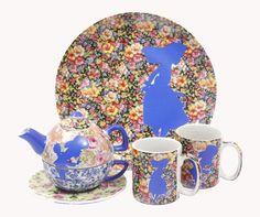 Mais um conjunto de louças da coleção Alice.