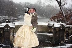Romantic-Winter-Wedding photo Idea