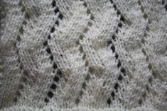 Vandaag een patroontje uit de breirol van Yokkobears, aangepast voor de meebreideken. Het aantal steken voor dit patroontje moet deel...