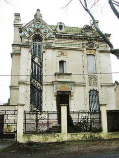 Villa St. Felix (Béziers, Languedoc-Roussillon, France)
