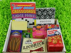 Senior Care Box provides monthly care boxes created specifically for homebound senior citizens or those living in nursing homes and assisted living. Check them out: www.seeniorcarebox.com