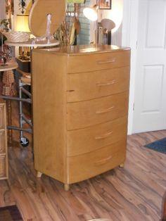 "The "" Crescendo "" Dresser by Heywood Wakefield 1939~! Now at Retro Kalamazoo"