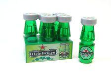 custom LEGO SODA POP COLA DRINK COKE TOWN BEVERAGE - -- - - - - HEINBRICKEN 6 PK