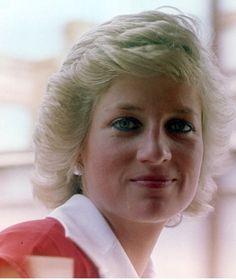 Style Icon: Princess Diana: Princess Diana's Hair, 1988