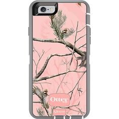 Stand out by blending in with Realtree camo iPhone 6 case patterns