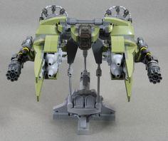 Fleet Gunship by ska2d2.More lego here.