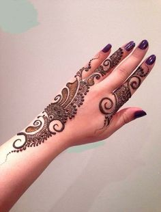 Henna design by Lal Hatheli 2017