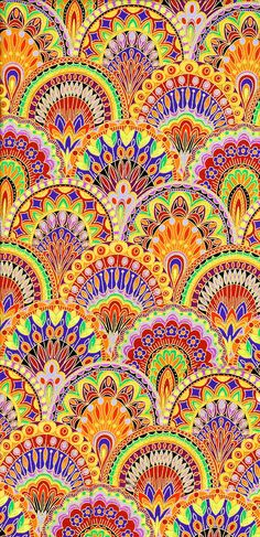 ☮ American Hippie Psychedelic  Art  design Wallpaper