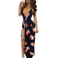 Boho Long Maxi Dress/Sundress