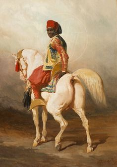 View Jeune cavalier africain by Alfred de Dreux on artnet. Browse upcoming and past auction lots by Alfred de Dreux. Black History Facts, Art History, Strange History, Tudor History, European History, British History, African History, African Art, Goldscheider