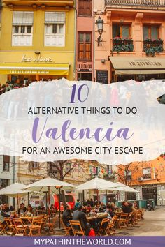 Traveling to Valencia? Wandering what to do in Valencia besides the Turia Riverbed and Central Market? Read here about 10 amazing alternative things to do in Valencia Spain for the best city escape! Amazing Destinations, Travel Destinations, Holiday Destinations, Backpacking Spain, Valencia City, Stuff To Do, Things To Do, Great Buildings And Structures, Modern Buildings