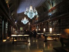 Now this is a Library!