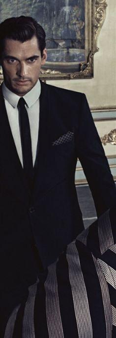 David Gandy Modern Gentleman, Gentleman Style, Gabriel, Gorgeous Men, Beautiful People, Model Poses Photography, David James Gandy, London Life, Dream Guy