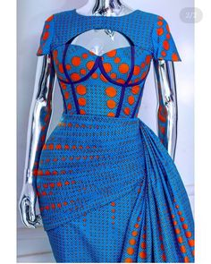 #latest #latestfashiontrends #ankara #ankarastyles African Fashion Ankara, African Inspired Fashion, Latest African Fashion Dresses, African Dresses For Women, African Print Dresses, African Print Fashion, Africa Fashion, African Attire, African Prints