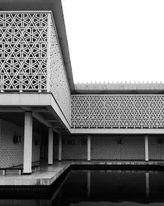 Masjid Negara (National Mosque)